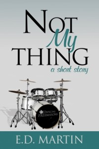 Not My Thing cover